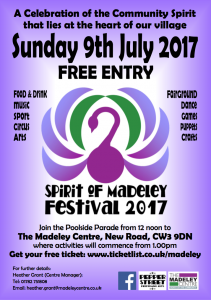 Sunday 9th July